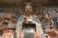 重庆大足石刻图片 (6张)