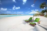马尔代夫海滩风景图片(22张)