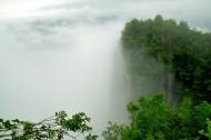 湖北恩施大峡谷云海风景图片(14张)