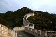 北京怀柔黄花城水长城风景图片(13张)