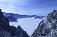 吉林长白山冬天景色图片(10张)