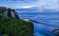 印尼巴厘岛乌鲁瓦图断崖风景图片(7张)