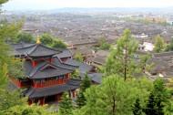 云南丽江木府风景图片(12张)