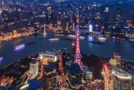 上海外滩夜景图片(13张)