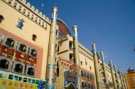 新疆乌鲁木齐民街图片(9张)