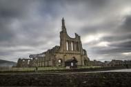 英国拜兰修道院风景图片(18张)