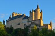 西班牙塞哥维亚城堡图片(12张)