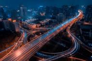 上海城市夜景图片(12张)