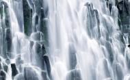 庐山瀑布图片(7张)