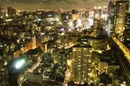 日本东京夜景图片(11张)