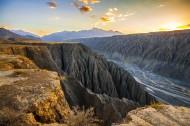 新疆独山子大峡谷风景图片(21张)