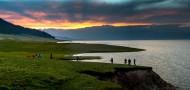 新疆赛里木湖风景图片(8张)