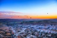 土耳其卡帕多西亚风景图片 (18张)