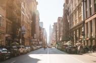 美国纽约的街道图片(10张)