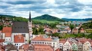 迷人的克鲁姆洛夫小镇风景图片(9张)