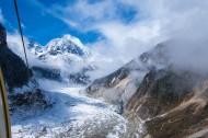 青藏贡嘎雪山风景图片(10张)