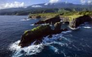 美国夏威夷毛伊岛自然风景图片(9张)