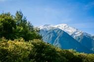 新西兰雪山风景图片(9张)