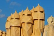 西班牙巴塞罗那米拉之家图片(14张)