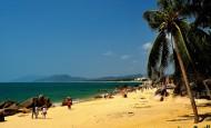海南三亚天涯海角风景图片(9张)