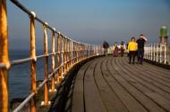 英格兰海滨小镇惠特比风景图片(10张)