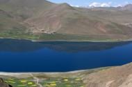 西藏羊卓雍错风景图片(7张)
