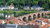 德国海德堡风景图片(9张)