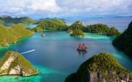 印度尼西亚自然风景图片(7张)