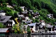奥地利哈尔施塔特风景图片(14张)