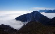 四川西岭雪山风景图片(17张)