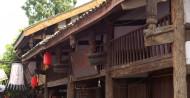 四川成都西来古镇风景图片(7张)
