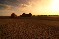 敦煌雅丹地质公园风景图片(18张)