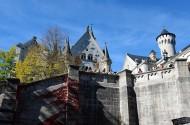 德国新天鹅堡风景图片(8张)
