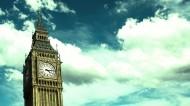 高大的伦敦大本钟图片(22张)