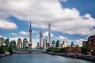 上海外滩风景图片(9张)