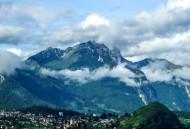 瑞士图恩湖风景图片(20张)