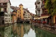 法国安纳西小镇风景图片(10张)