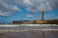 英格兰惠特比海滨风景图片(13张)