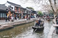 上海朱家角古镇风景图片(10张)