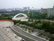 广州白云学院风景图片(5张)