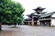 云南沙溪古镇风景图片(12张)