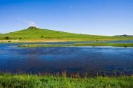 乌兰木统的湖泊图片(24张)