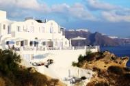 希腊圣托里尼岛风景图片(18张)