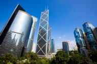 香港中银大厦图片(12张)