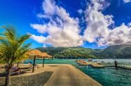 加勒比海岛国风景图片(9张)