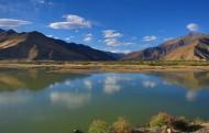西藏雅鲁藏布江风景图片(18张)