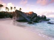 加勒比海风景图片(19张)