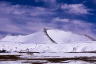 西藏普若岗日冰川风景图片(24张)