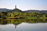 北京玉泉山风景图片(11张)