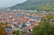 德国海德堡城堡风景图片(10张)